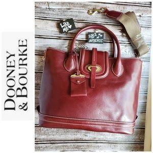 NWOT Authenic Dooney & Bourke